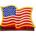 911 USA Patch