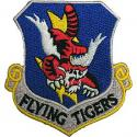 Air Force Flying Tigers Patch