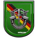 Special Forces 10th SF (Europe) Group all metal Sign  15 x 18""
