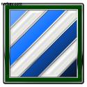 3rd Infantry Division All Metal Sign