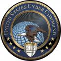 United States Cyber Command - CYBERCOM All Metal Sign