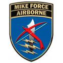 """Mobile Strike Force Command Mike Force B-55  All Metal Sign  (Small) 7 x 5"""""""""""