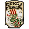 """Mobile Strike Force Command Mike Force II CORPS All Metal Sign  11 x 17"""""""