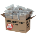 DELUXE COMPLETE MRE'S 12 COMPLETE MEALS