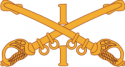 1-1 Cavalry Decal