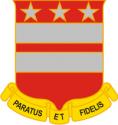 1-258th Field Artillery Decal