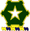 1-36th Infantry Regiment Decal