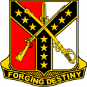 1-61 Cavalry Crest Decal
