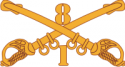 1-8 Cavalry Decal