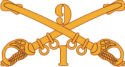 1-9 Cavalry Decal