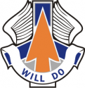 10th Aviation Group Decal