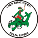 134th AVCO Decal