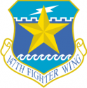 147th Fighter Wing-2 Decal