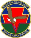 148th Air Support Ops Sq Decal
