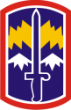 171st Infantry Bde Decal