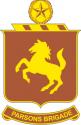 19th Brigade Texas Guard Decal