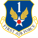 1st Air Force Decal