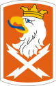 22nd Signal Brigade Decal