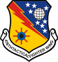 474th TFW  Decal