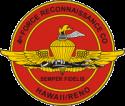 4th Force Reconnaissance Company Hawaii-Reno Decal