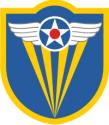 4th Air Force Decal