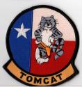 F-14 Texas Tomcat Patch