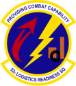 52nd Logistics Readiness Squadron  Decal
