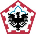 555th Engineer Brigade Decal