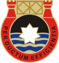 563rd Engineer Bn Decal