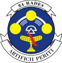 84th RADES Decal