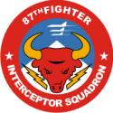 87th Fighter Interceptor Squadron