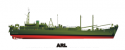 ARL Landing Craft Repair Ship  Decal