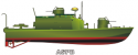 Assault Support Patrol Boat (ASPB) Decal