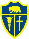 California Cadet Corps Decal