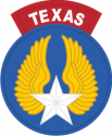 CAP Texas Wing Decal