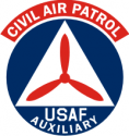 CAP Auxillary - 2  Decal