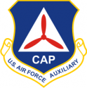 CAP Auxillary Decal