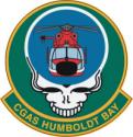 Coast Guard Air Station Humboldt Bay Decal