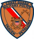 Coast Guard MP Decal