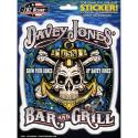 DAVEY JONES BAR AND GRILL DECAL