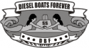 Diesel Boats Forever Decal