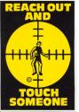 Reach Out and Touch Someone  Decal