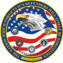 Defenders Of Our Freedom - Round Decal