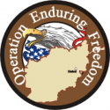 Enduring Freedom Decal
