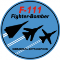 F-111 Fighter Bomber  Decal