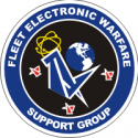 Fleet Electronic Warfare Support Group  Decal