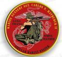 Marine Gunnery Sgt. Carlos N. Hathcock II Patch