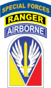 Joint Readiness Training Center – 2 Decal