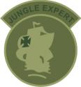 Jungle Expert - Camo  Decal