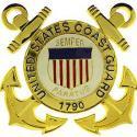 Coat Guard Medallion